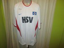 """Hamburger SV Original Nike Heim Liga Pokal Trikot 2003/04 """"HSV"""" Gr.XXL RARITÄT"""