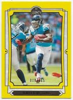 TENNESSEE TITANS FOOTBALL Base RC Parallel Inserts SP - U PICK CARDS