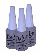 BRAND NEW Daby Dabu Nail Hardener Strengthener .5oz /each