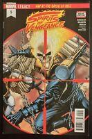 SPIRITS of VENGENCE #5 (2018 MARVEL Comics) ~ VF/NM Book