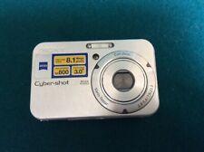 Sony Cybershot DSC N1 8.1 MP Silver Digital Camera