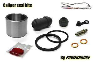 Honda CBF1000 rear brake caliper piston seal rebuild repair kit 2006 2007 2008