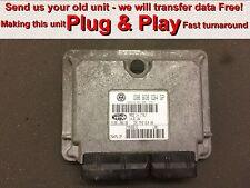 VW POLO 1.4 ECU 036906034GP IAW4MV.GP * Plug & Play * (programmazione libera)