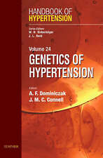 Genetics of Hypertension by John Connell, Anna Dominiczak (Hardback, 2007)