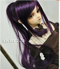 1 4 7-8 Bjd Wig MSD MDD AOD DZ SD DOD LUTS Dollfie Doll Head Hair barbie