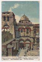 Palestine, Church of The Sepulchre Jerusalem Postcard #2, B215