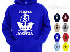 Pirate Personalised T-Shirts & Tops (2-16 Years) for Boys