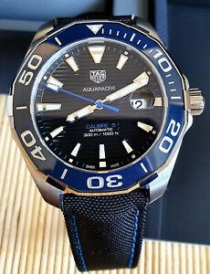 TAG Heuer Aquaracer Watch WAY201C.FC6395