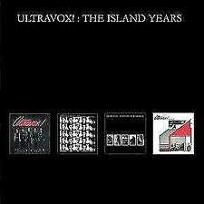 The Island Years (Box Set) von Ultravox (2016)