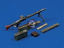 Verlinden 120mm (1/16) Maschinengewehr 42 (MG 42) German Machine Gun WWII 455