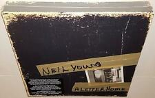 NEIL YOUNG A LETTER HOME (SUPER DELUXE LIMITED EDITION) NEW SEALED VINYL LP + CD