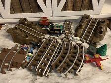 Lincoln Logs Gold Mine Express 928 Rr Train Railroad Train Tracks Parts