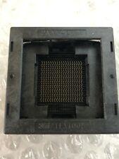 Sumitomo 3M Textool BGA Socket 361 PIN 19x19 1mm pitch QTY 1