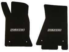 LLOYD Classic Loop™ FRONT FLOOR MATS with logos 1982-1992 Chevrolet Camaro Z28