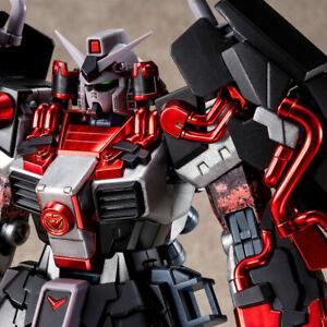 Bandai MG 1/100 Shin Musha Gundam Sengoku No Jin Black Robe Large Armor