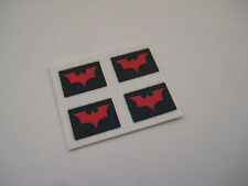 Corgi Juniors NO 69 /1003 Batmobile & Batboat [ Type 3 ] Stickers - B2G1F