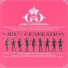 K-POP GIRLS' GENERATION SNSD 1st Album CD Sealed Music CD