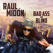 Raul Midon - Bad Ass And Blind (NEW CD)