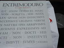 "EXTREMODURO - La Ley Innata, LP 12"" SPAIN 2008"