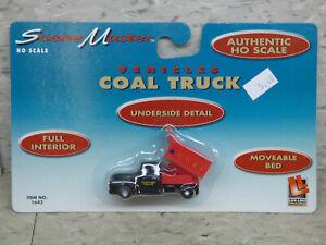 Life Like / Scene Master HO Scale Accessory Vehicle Coal Truck Lot # 4169K