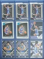 2018-19 MARVIN BAGLEY III 9-card RC Lot: Prizm, Optic, inserts - Kings - Invest!