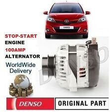 FOR TOYOTA YARIS 1.3 9/2011 > NEW 100amp ALTERNATOR UNIT STOP START ENGINE