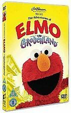 The Adventures Of Elmo In Grouchland: New DVD