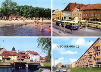Tolle Ansichtskarte Ueckermünde - 00022
