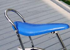 ROYAL BLUE  BANANA SEAT STINGRAY GREAT FOR LOWRIDER, CHOPPER,  SCHWINN MINT NEW