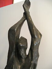 'FREEDOM', BRONZE SCULPTURE LIMITED EDITION, MARILYN SIMON 5/20