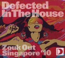 Defected In The House - Zouk Out Singapore (SEALED 2 x CD) Dennis Ferrer Morillo