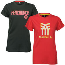 Fenchurch Womens 2 Pack T Shirts Hot Pink White Yellow Grey  Small  Free UK Ship