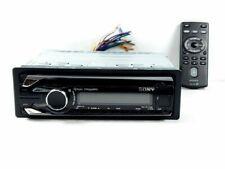 Sony CDX-GT710HD  FM/AM Digital Radio CD Player w/ Remote and Harness