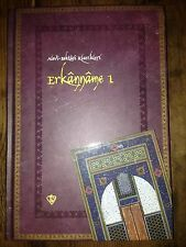 Islam Sufism Erkanname 1  Facsimile Alawi-Bektashi Classics