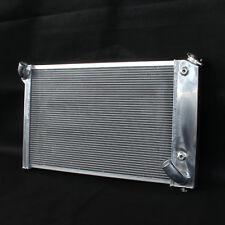 3 Row Aluminum Radiator For 1969-1972 Chevy Corvette V8 7.0 427CU 7.4 454CU