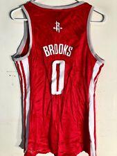 Adidas NBA Women's Jersey Houston Rockets Aaron Brooks Red sz M