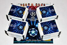 PANINI UEFA CHAMPIONS LEAGUE 2013/2014 13/14 – 200 cartocci packets + empty Album
