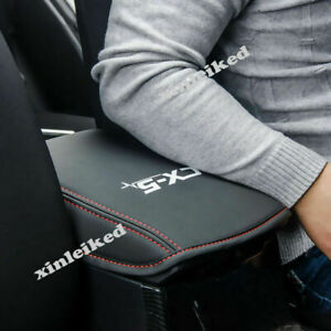 For Mazda CX-5 CX5 2017-2021 PU Armrest Console Pad Cover Armrest Top Mat Liner