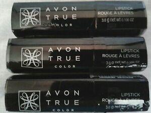 Brand New - Avon True Color Lipstick - You Pick Color - Lot of 2