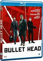 Bullet head BLU RAY NEUF SOUS BLISTER Antonio Banderas, John Malkovich