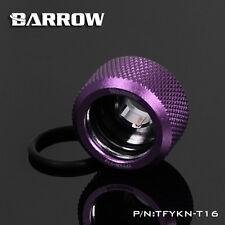 Barrow 'choice' Hard Rohr Klemmringverschraubung für 16mm Schlauch-lila - 264
