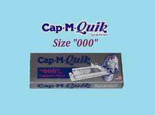 Cap-M-Quik Size 000 NO TAMPER Capsule Filler Machine Tamper Available Separately