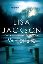 WHISPERS BY LISA JACKSON (2015) BRAND NEW TRADE PAPERBACK FREE SHIPPING