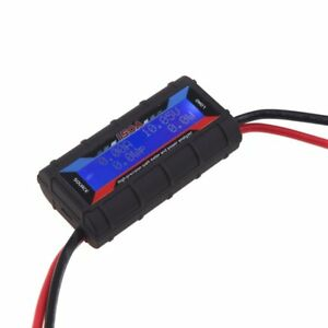 FT08 RC 150A High Precision Watt Meter and Power Analyzer w/ Backlight LCD C5E6