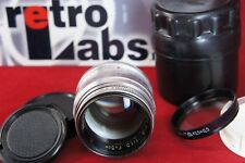 Soviet lens JUPITER - 3 Red P (1,5/50) M39 L39 screw LTM Leica micro 4/3