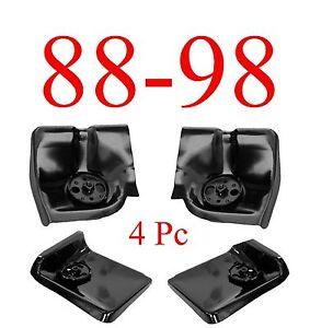 88 98 4Pc Front & Rear Cab Mount Kit, Chevy Silverado, GMC Sierra, Truck