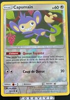 Carte Pokemon CAPUMAIN 169/236 REVERSE Soleil et Lune 12 SL12 FR NEUF