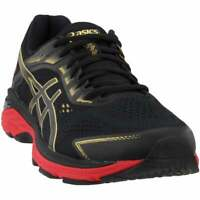 ASICS GT-2000 7  Casual Running  Shoes - Black - Mens