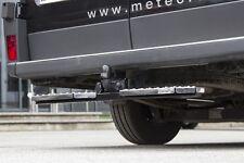 MARCHE-PIEDS INOX DOUBLE  VW T5 03-15, GARANTI 6ANS, SE FIXE SUR L'ATTELAGE
