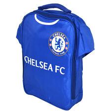 Kit de Chelsea FC Camisa Forma Aislado Escuela Almuerzo Bolso Caja Picnic Regalo Navidad